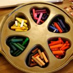 Heart-Shaped Crayons