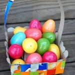 Cereal Box Easter Baskets