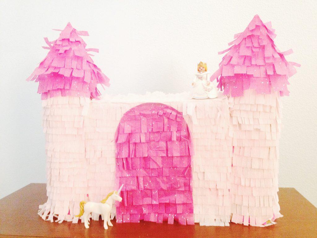 diy-castle-pinata