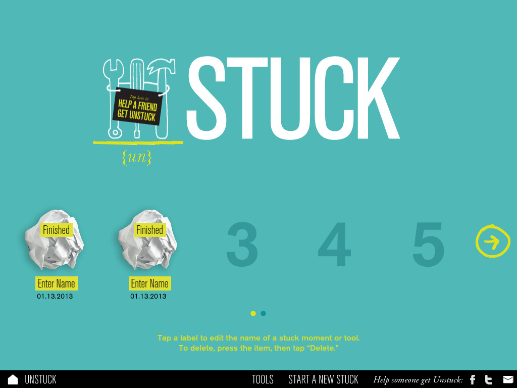 Unstuck App Review
