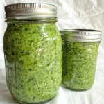 Poor Mama's Pesto Recipe