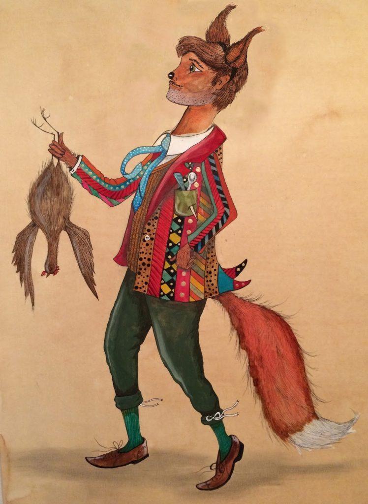 Flash Giveaway Opera San Antonio S Fantastic Mr Fox Maker Mama