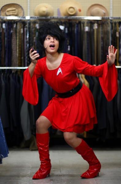 lieutenant uhura star trek - Uhura Halloween Costume