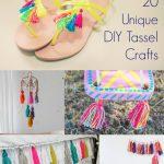 DIY Tassel Crafts