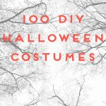 100 DIY Halloween Costumes