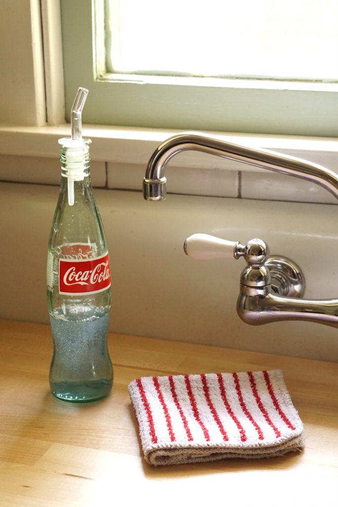 DIY Recycled Soap Dispenser - Maker Mama
