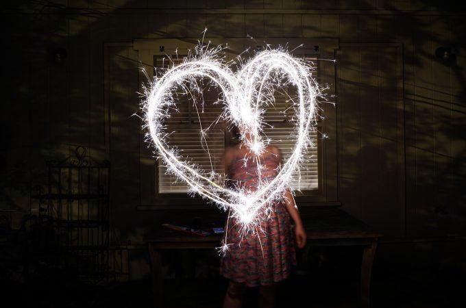 How to Take Sparkler Photos