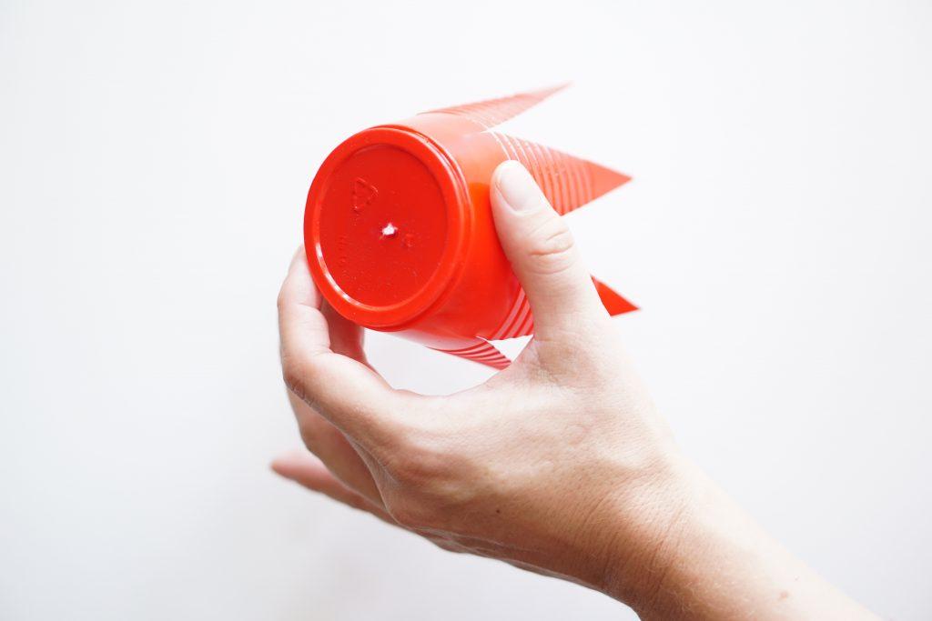 DIY Sparkler Holder
