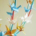 Paper Chandelier | Origami Pajaki