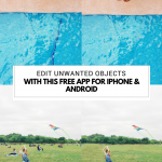 The Best App to Remove Unwanted Objects from Photos on iPhone or Android